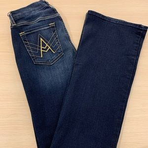 "7 For All Man Kind ""A"" Pocket Flare Jeans"